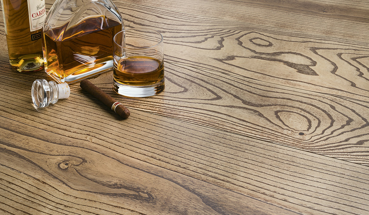 Pavimento FRASSINO - Cognac, collezione Futura