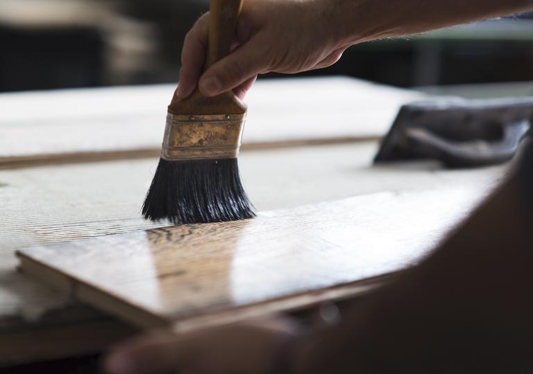 Differenze tra un pavimento in legno oliato e uno verniciato