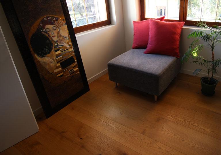 Si può posare un pavimento in legno su riscaldamento a pavimento?