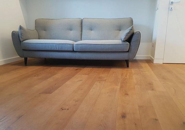 I nostri 7 motivi per scegliere un pavimento in legno