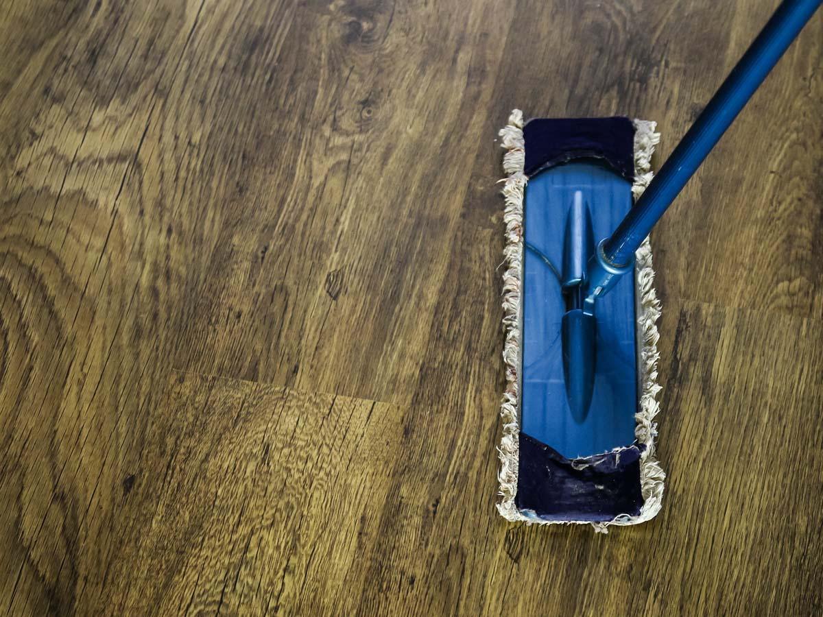 8. Troppo delicato da pulire