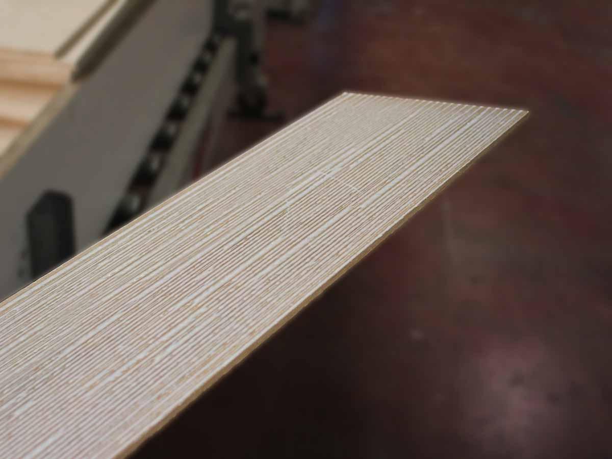 Componenti utilizzati per la fabbricazione e la finitura