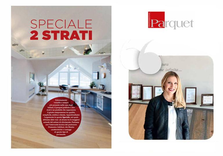 Speciale 2 strati: l'intervista di Professional Parquet