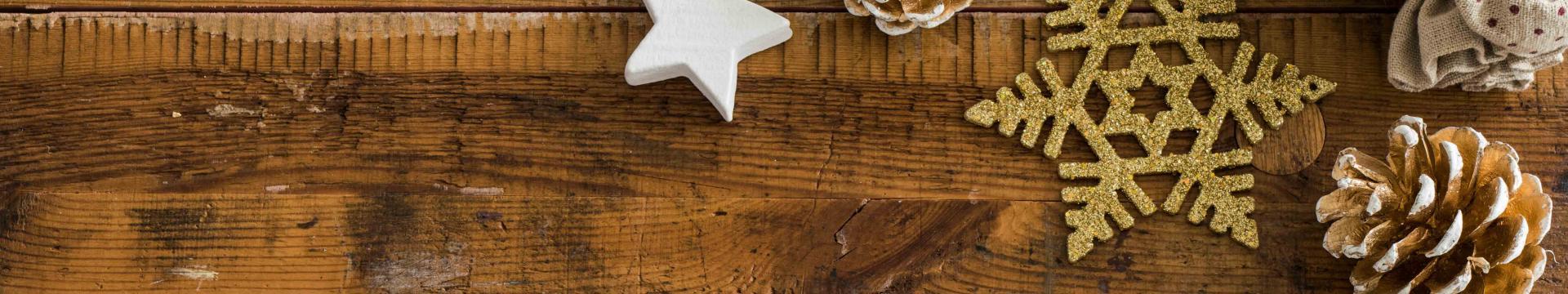 Il profumo del legno a Natale: atmosfere magiche che sanno di famiglia