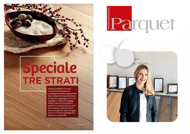 Speciale 3 strati: l'intervista di Professional Parquet