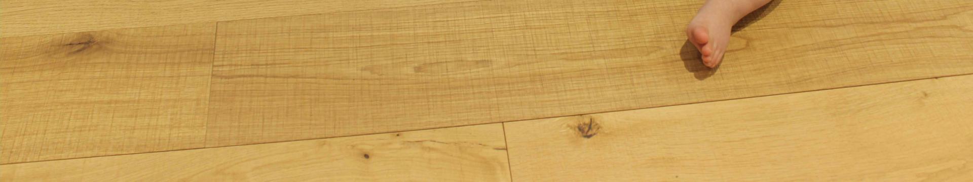 BenesserePiu': la nuova finitura naturale per pavimenti igienizzati, antibatterici e benessere indoor