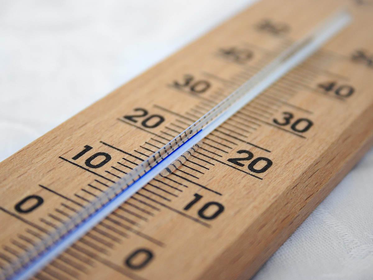 Temperatura e tasso di umidità
