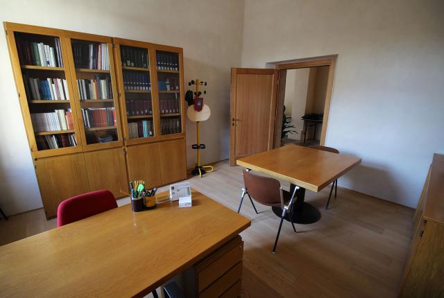 Biblioteca civica Belluno - Palazzo Bembo
